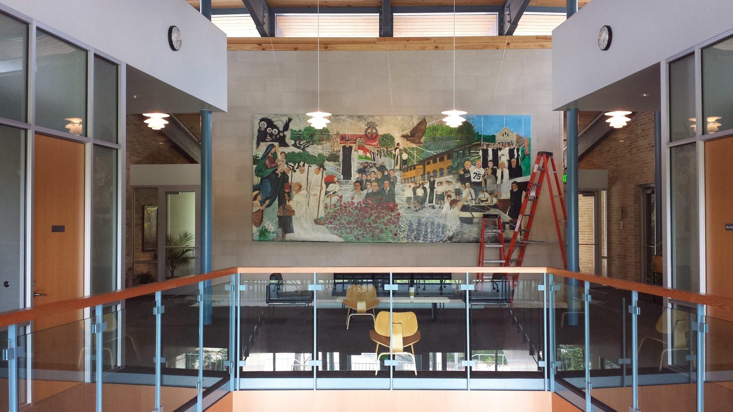 Sacred Mural Showcase