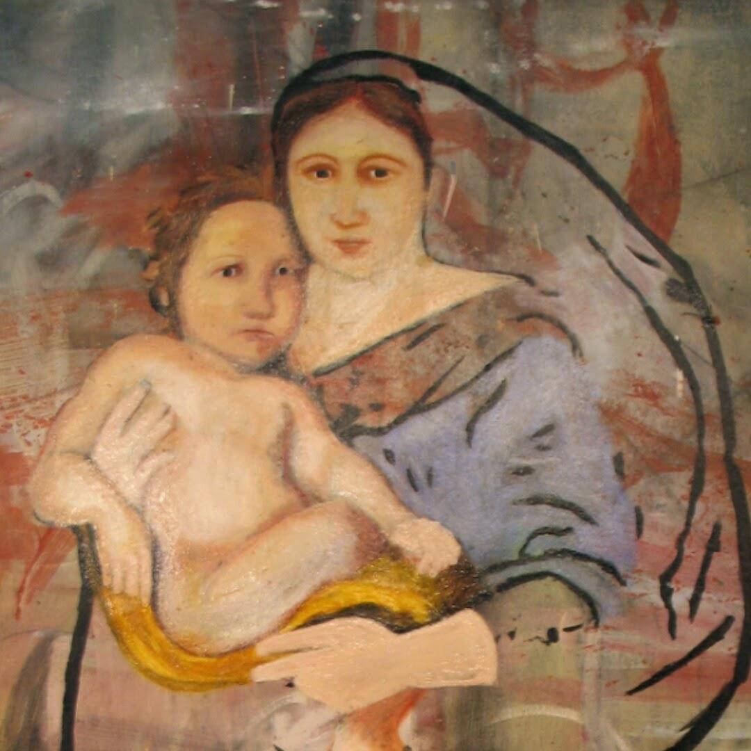 Sacred Mural Painting