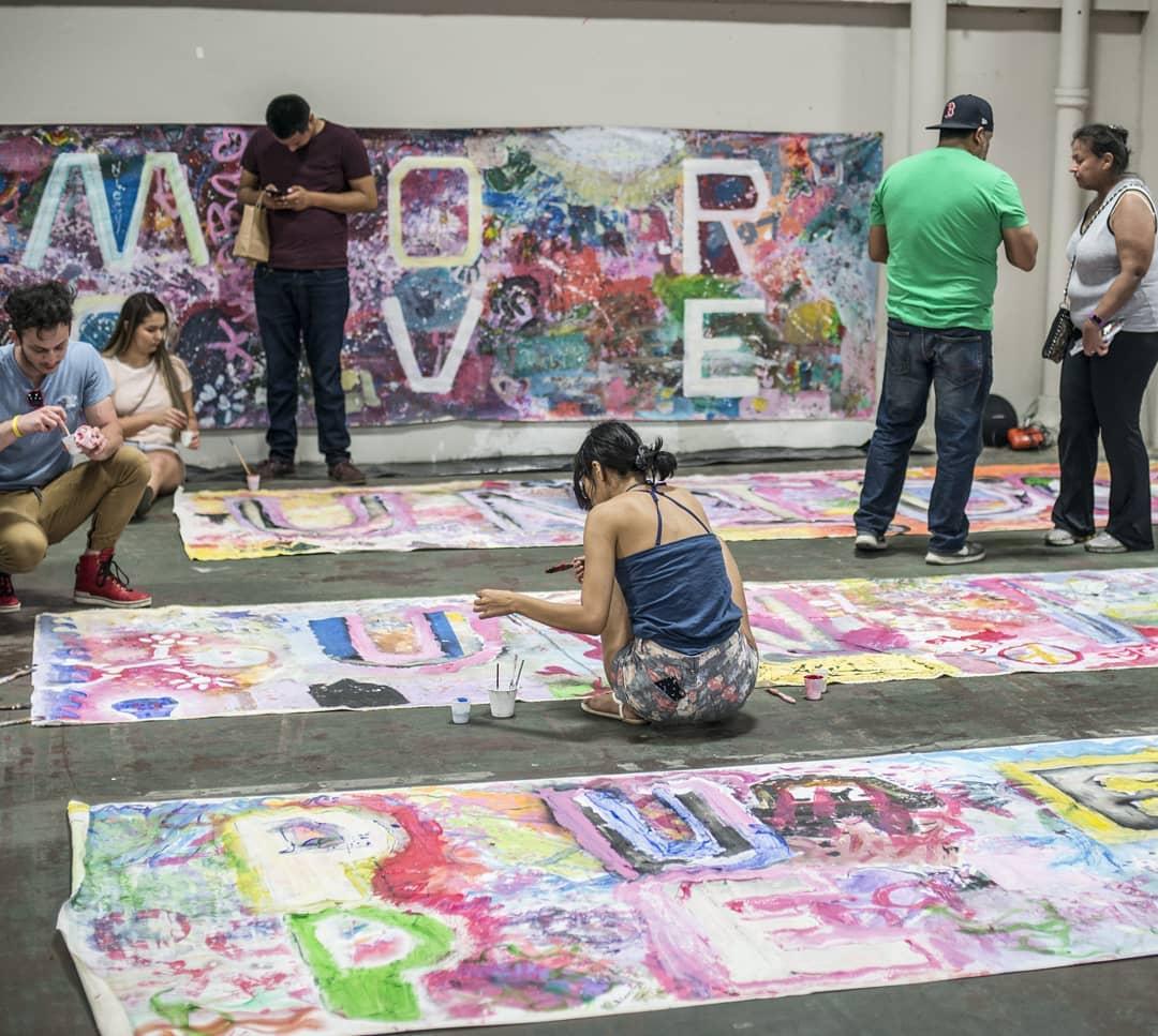 Collaborative Fair Park Mural